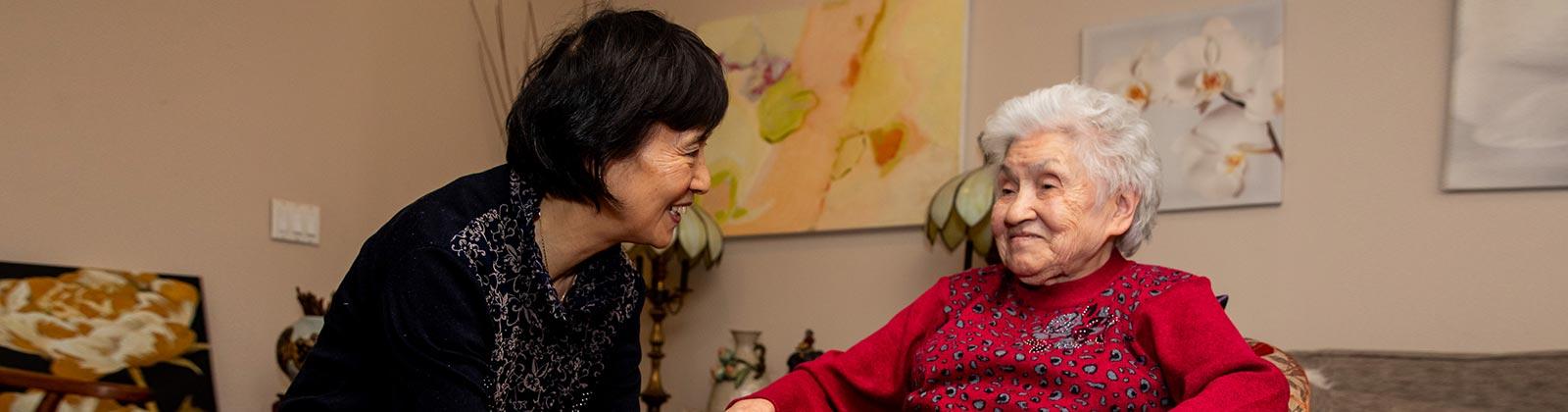Xincon Caregiver Testimonials